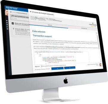Base de conocimiento de Software de Gestión