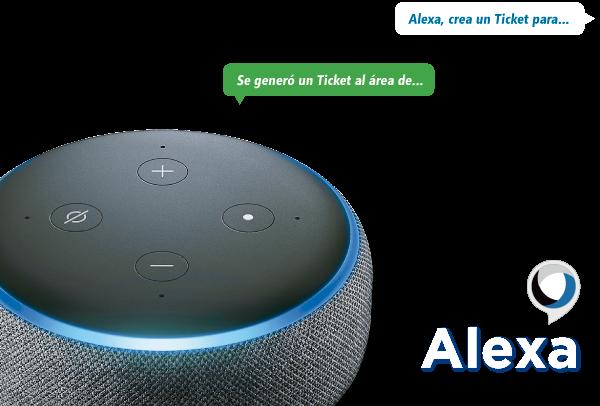 Asistente Virtual Alexa Skill